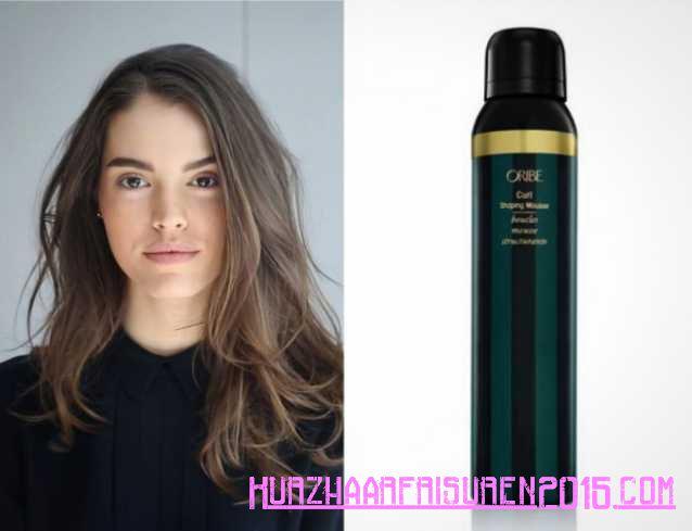 Haarpflege Tipps - Schaumfestiger - zarte Wellen Locken