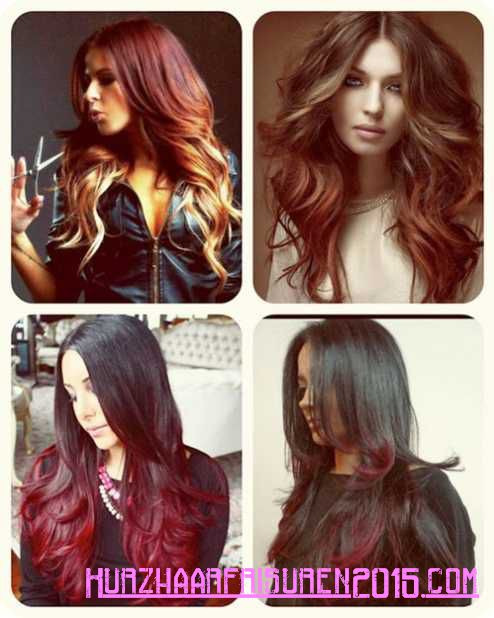 besten ombre haarfarben