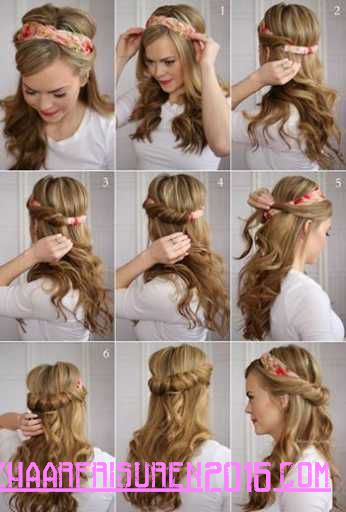 einfache haar tipps coole frisuren zopf