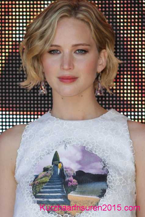 jennifer lawrence bob frisuren