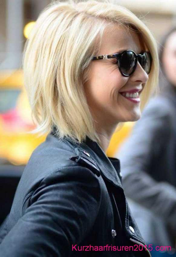 kurze haare 2015 blond haarfarben