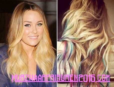 neue ombre haarfarben