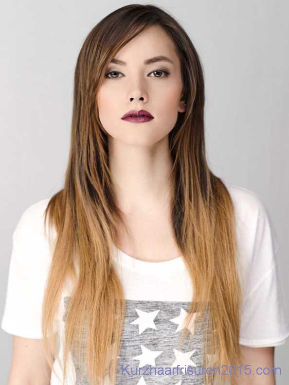 ombre hair 2015 langhaarfrisuren