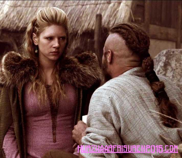 wikinger damen frisuren lagertha lothbrok