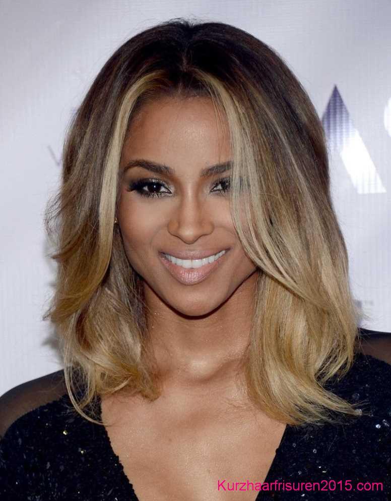frisuren trends 2020 ombre hair kurze mittlerer lange frisuren ideen