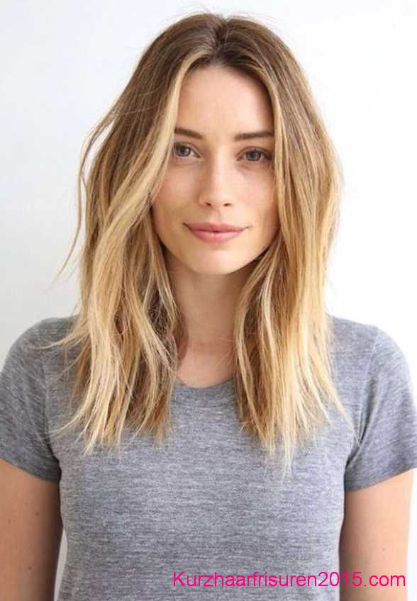 frisuren trends 2020 popular mittlere lange frisuren