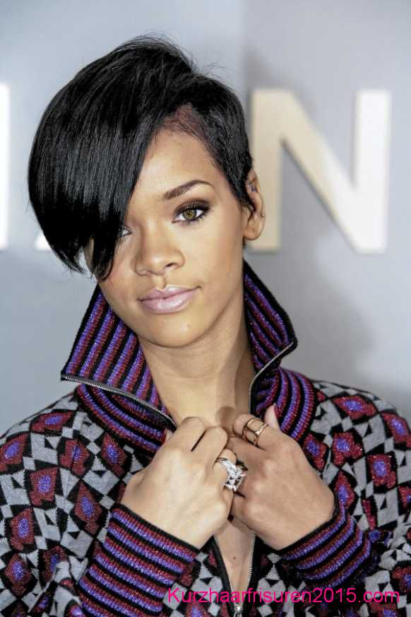 frisuren trends 2020 rihanna kurzhaarfrisuren privaten