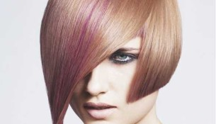 Mittelblond-Asymmetrische-gerade-Frauen-Frisuren-2016