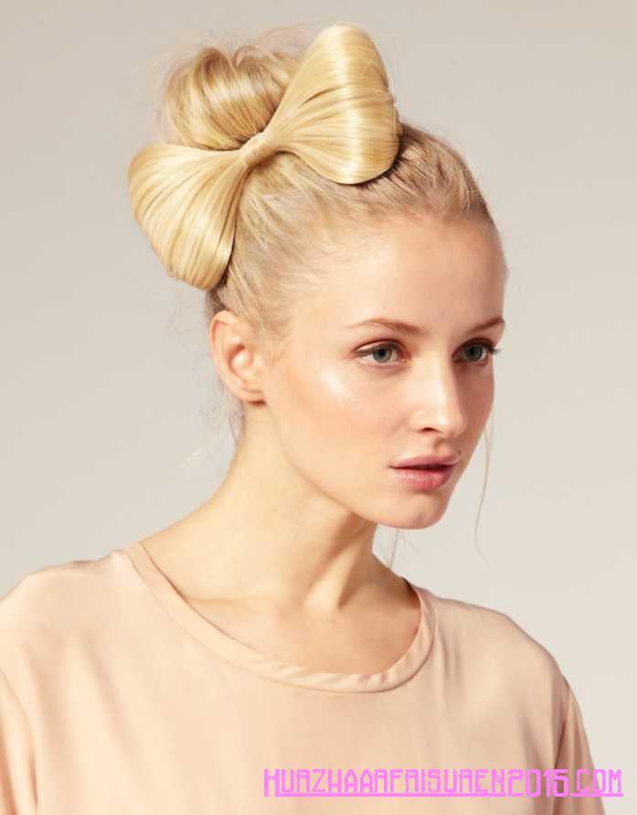 einfache Haar-Styling fur langes Haar avanti