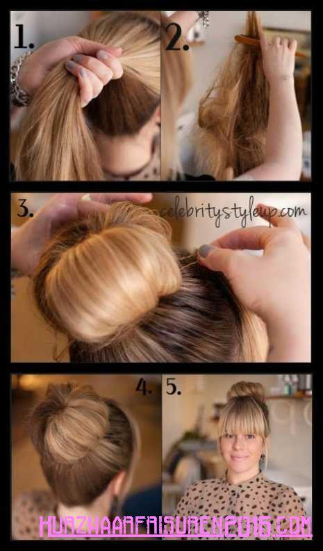 einfache haar tipps hochzeits frisuren