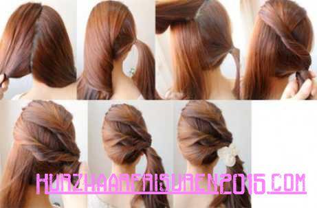 einfache haar tipps step by step