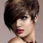 frisuren trends 2020 asymmetrische kurze haare frisuren