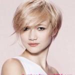 frisuren trends 2020 blondine tolle frisuren kurze haare