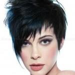 frisuren trends 2020 neue asymmetrische kurze haare frisuren