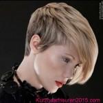 frisuren trends 2020 ombre asymmetrische frisuren fur kurze haare