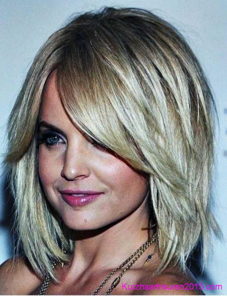 kurzhaarfrisuren bob frisuren styling tipps 2015
