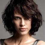 kurzhaarfrisuren schwarz bob frisuren styling tipps