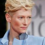 blondine kurze haare stylen