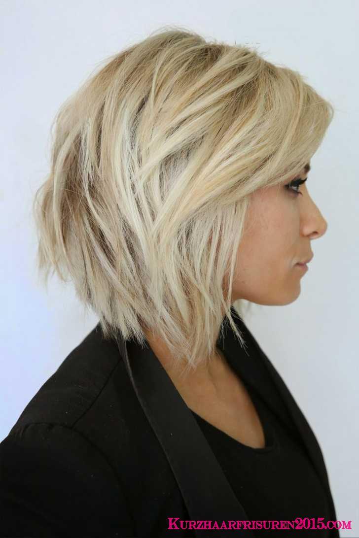 mittellanges haar blond